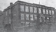 Whitesburg High School 1927 Appalachia Letcher County My Old Kentucky Home