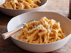Get Butternut Squash Alfredo Pasta Recipe from Food Network