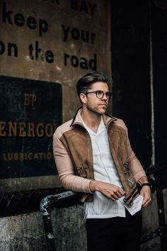 Men's Street Style London Fashion Week (Photos) – LIFESTYLE BY PS