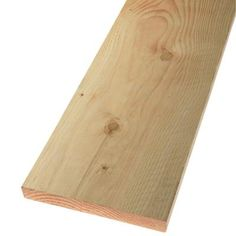 2 in. x 12 in. x 10 ft. Premium #2 and Better Douglas Fir Lumber for black pipe shelving units
