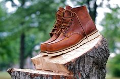 "RED WING Heritage Classic 6"" - Copper 