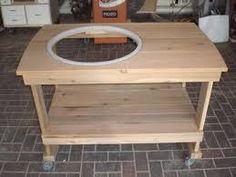 Image result for diy weber kettle grill tables
