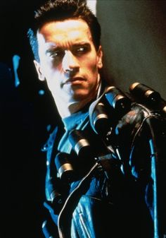 Arnold Schwarzenegger Terminator (1984- present) I'll be back even for Expendables 3 with sly Stallone and rest of the cast.