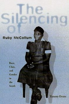 In Ruby McCollum, the wealthiest African-American woman in Live Oak, murdered the town's beloved doctor, a white man named Leroy Adams. She said it was the only way she knew to end six years of rape. The case would help show that a persistent form Black History Books, Black History Facts, Black Books, Strange History, African American Books, American Literature, Kings & Queens, Books To Read, My Books