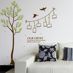 Wall Stickers | Wall Decals & Murals Cheap Online Sale | DressLily.com Page 9