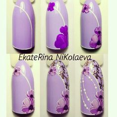 See more and learn more ... Credit to @nikolaevanails @nikolaevanails @nikolaevanails