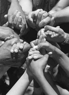 """""""For where two or three are gathered together in My name, there am I in the midst of them.""""        ~ Matthew 18:20 ~"""