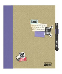 My favorite journals are on sale at Zulily! :: Pretty Pocket SMASH Folio i've got one of these in pink... They're really cute :)