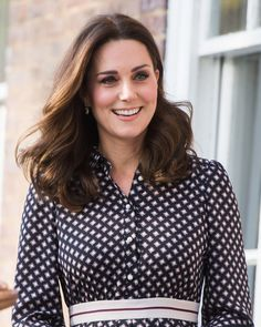 It looks like Kate Middleton might be out of the public eye until October. Cabelo Kate Middleton, Moda Kate Middleton, James Middleton, Princesa Kate Middleton, Kate Middleton Style, Princess Kate, Princess Katherine, Queen Kate, Meghan Markle Engagement