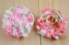 Aliexpress.com : Buy wholesale fabric flowers for headbands ...