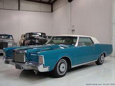 1970 Lincoln Mark 111 - Google Search