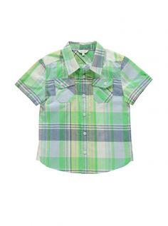 Mix Apparel - Collection - Ss Plaid Shirt
