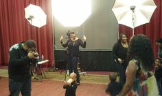Check out intimate moments with the First family of Crenshaw Christian Center - http://www.crenshawchristiancenter.net