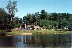 Rivercamp USA at Piney Creek, North Carolina