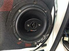 NSE65 is a 6.5 inch 2 way speaker with 25W #RMS, peak power of 380W.  #NakamichiSA #InCarEntertainment #CarAudio