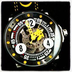 "Exquisite Timepieces®️ on Instagram: ""BRM new racing sport series. Openworked dial Basel 2013. #brmwatch #BRM #exquisitetimepieces #watches #timepieces"" Brm Watches, Basel, Breitling, Racing, Sports, Accessories, Instagram, Watch, Running"