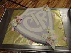 Everything Is Coming Up Cakes: NeNes CTR cake