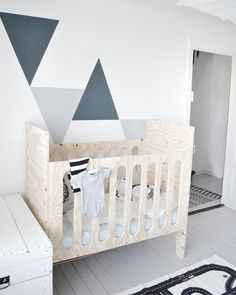 Binnenkijken bij nikigem - Babykamer