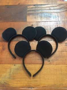 Hey, I found this really awesome Etsy listing at https://www.etsy.com/listing/201156334/12-mickey-mouse-inspired-headband-mickey