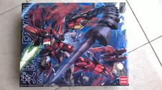 MG 1/100 Gundam Epyon EW By DabanModel