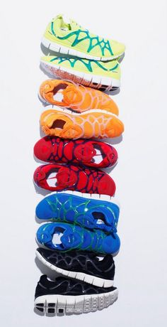 43e41261f5f My favorite running shoes of all time!!!! I hope they are as awesome as my  version from 10 years ago!!! NIKE SPORTSWEAR KUKINI FREE