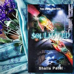 Good morning!  It feels like forever since I've been on here but this morning was the first where I DIDN'T wake up with a splitting headache so I take it as a win!  In other news now that I have a print copy of #SOULMATED by the lovely @shailapatel94 I can finally take some pictures with it! Definitely recommend this book to fans of romance with a paranormal twist. You can read my review on the blog or check out the synopsis below!  SYNOPSIS  Two souls. One Fate.  Eighteen-year-old Liam…