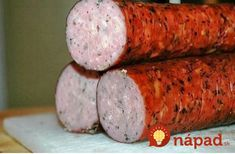 The photo - Кулинария - Wurst Healthy Cooking, Cooking Recipes, Salama, Food Club, Kielbasa, Meat Chickens, Chicken Sausage, Russian Recipes, Smoking Meat