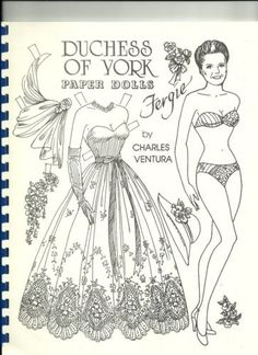 Fergie The Duchess of York by Charles Ventura 1989 | eBay