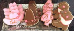 Cowgirl cookies