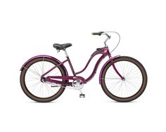 The iconic cruiser bike is often used as shorthand for summer, the beach, and boardwalks.