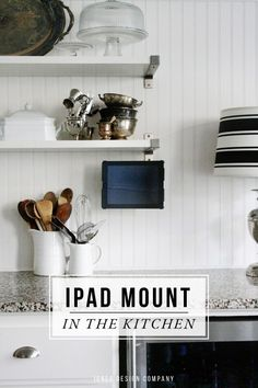 ipad-mount-in-the-kitchen