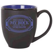 Lord Is My Rock Mug