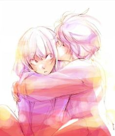 Cute!!! Mello and Near Death Note