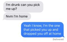 19 Drunken Texts You'd Only Send To Your Best Friend Cute Texts, Funny Texts, Intj, Friends Mom, Best Friends, Night In The Wood, Ms Gs, Text Messages, Your Best Friend