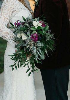 49 ideas for bridal bouquet purple blue floral design Simple Bridal Shower, Chic Bridal Showers, Bridal Shower Rustic, Rustic Wedding Flowers, Bridal Flowers, Flower Bouquet Wedding, Bridesmaid Bouquet, Wedding Styles, Wedding Ideas