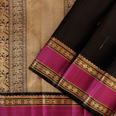 Kanakavalli Kanjivaram Silk Sari 040-01-30023 - Cover View