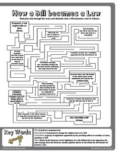 Printables Legislative Branch Worksheet branches of government crossword puzzle worksheet hot resources how a bill becomes law maze for learning the legislative process from