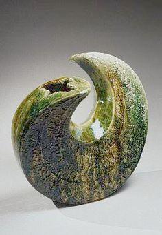 Oribe piece by Kato Yasukage