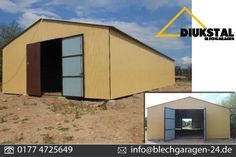Carports, Shed, Outdoor Structures, Prefab Garages, Warehouses, Galvanized Steel, Gable Roof, Lace, Lean To Shed