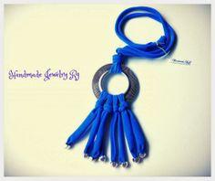 Handmade Jewelry Rg: Funky necklace