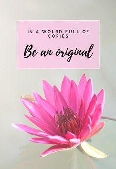 In a world full of copies, be an original. A cute, motivational journal for girls, women, teenagers. 110 lined pages, matte finish. Check it out! Notebooks, Journals, Lined Page, Teenagers, Motivational, It Is Finished, The Originals, World, Check