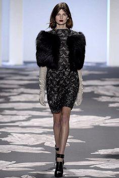 Vera Wang Fall 2013 Ready to Wear