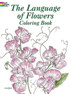 Flowers Coloring Pages & Books