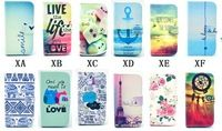 Optional Pattern High Quality Leather Case For Huawei Ascend Y330 Case Mobile Phone Bag For Huawei Ascend Y330 Case Back Cover