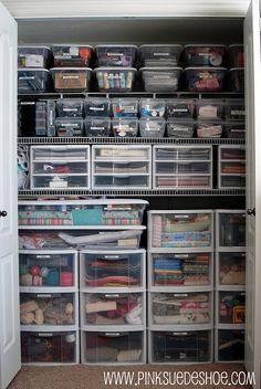 storage closet pammier