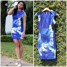 Sheinside Dress, Sammydress Scarpin