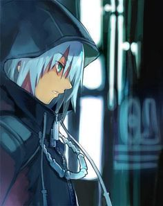 Kingdom Hearts riku. I'm not sure if KH counts as anime but that's where I'm putting it :)