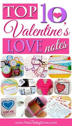 I can spoil my sweetie the whole MONTH with all of these love notes! Love that they are all in one place!