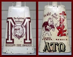 Mississippi State Bulldogs Cowbell From 1981