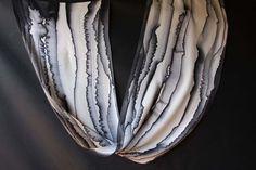 scarf by Asta Masiulyte